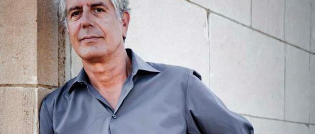 Anthony Bourdain el chef que ha recorrido el mundo