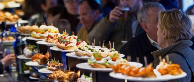 Gastronomía vasca en Estados Unidos