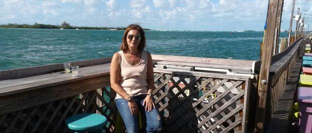 Lucia Berdion gastrónoma española llega Miami