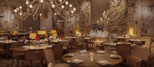 Ha sido nombrado uno de los diez mejores restaurantes de South Beach